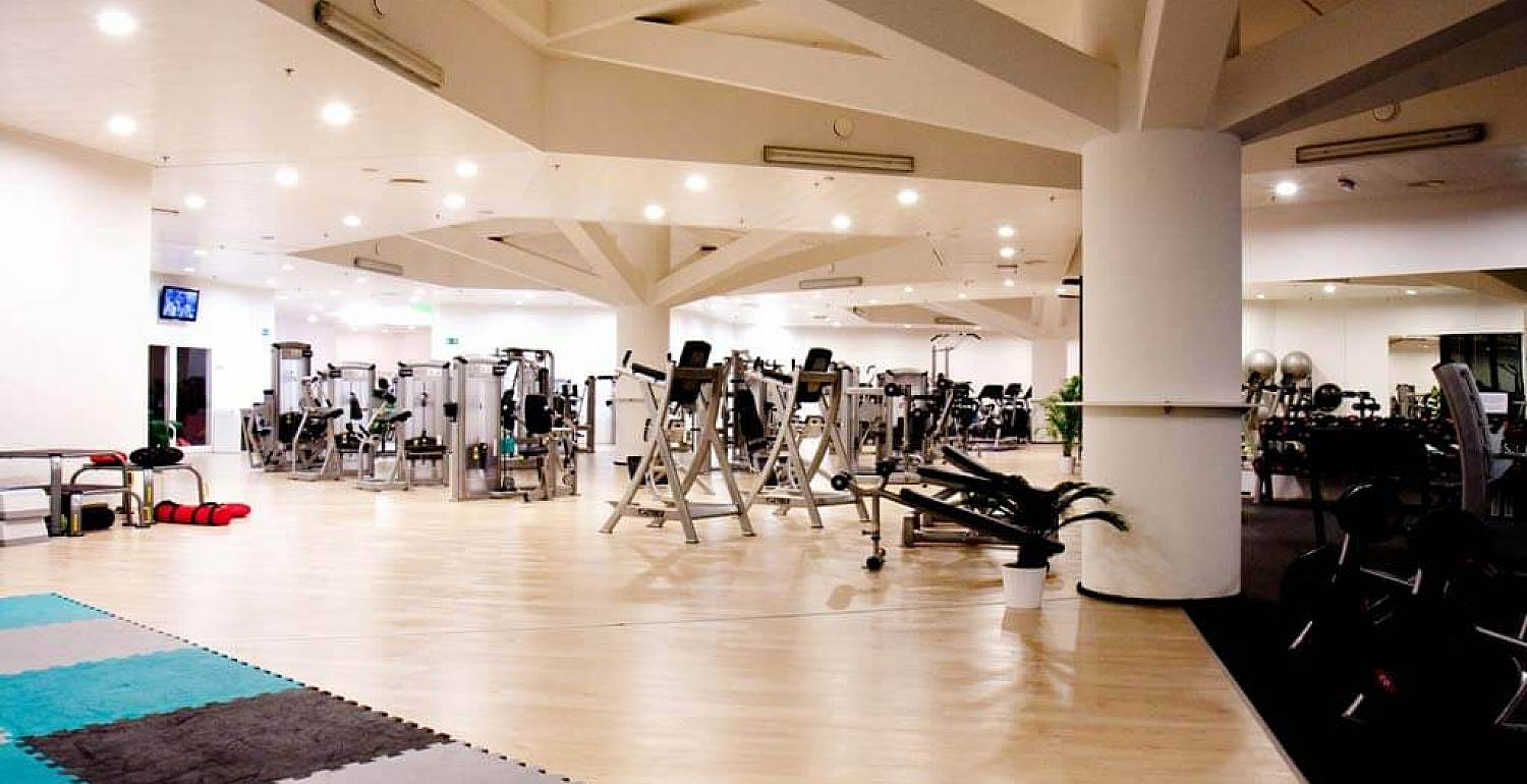 Hotel mit Fitness-Center in Prag | Fitness im Buddha-Bar Hotel